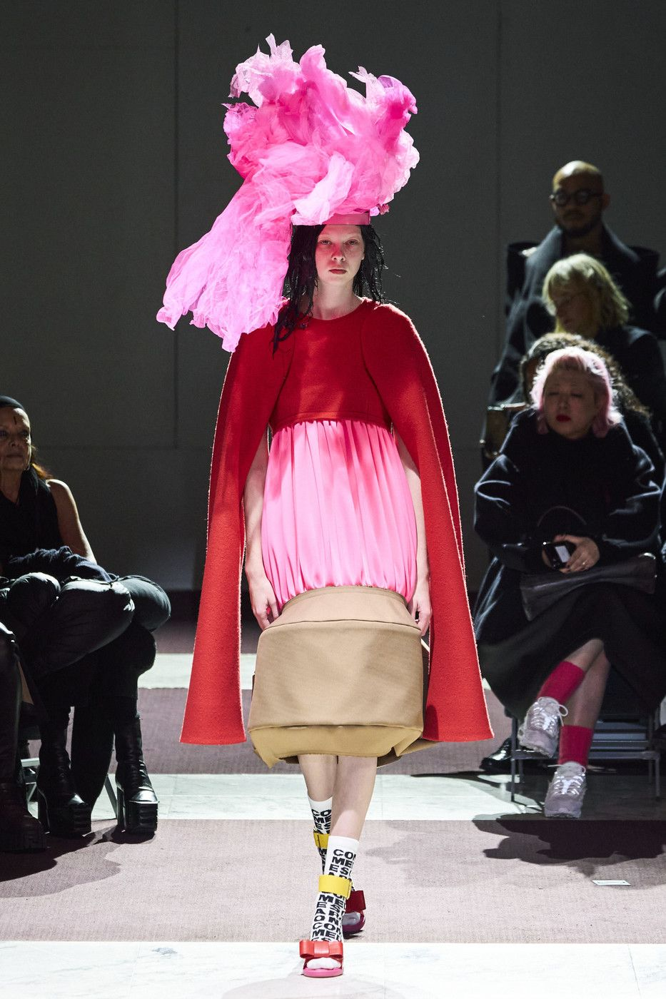 Comme des Garcons fall/winter 2020