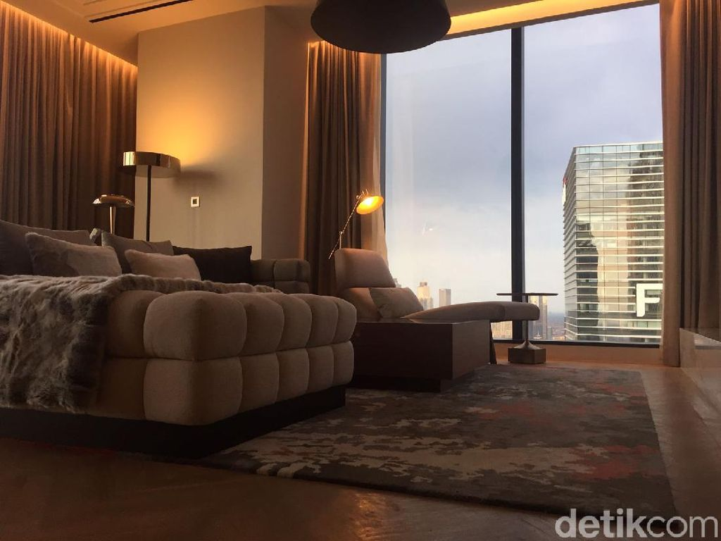 Hotel Mewah The Langham Resmi Buka di Jakarta
