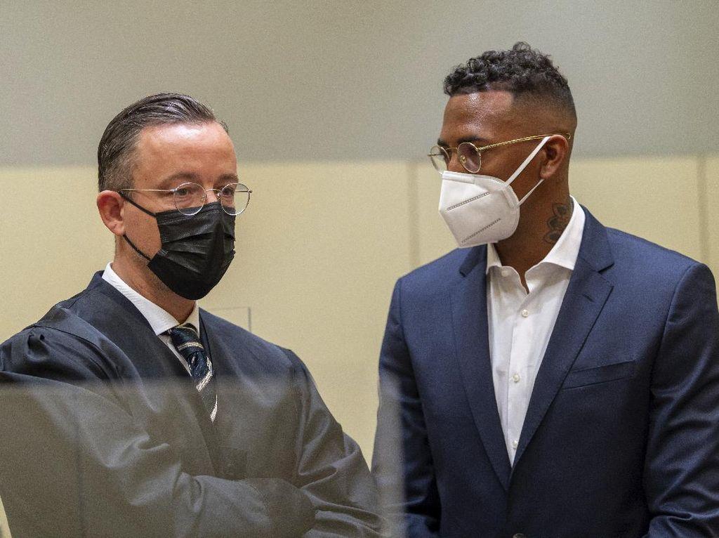 Dituduh Lakukan KDRT, Jerome Boateng Terancam Penjara 5 Tahun