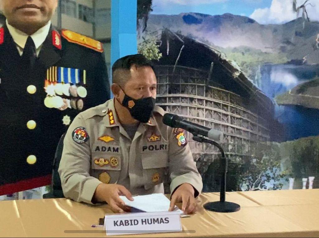 Buru Penyerang Posramil Maybrat, Polisi Tangkap DPO Pembunuh Warga