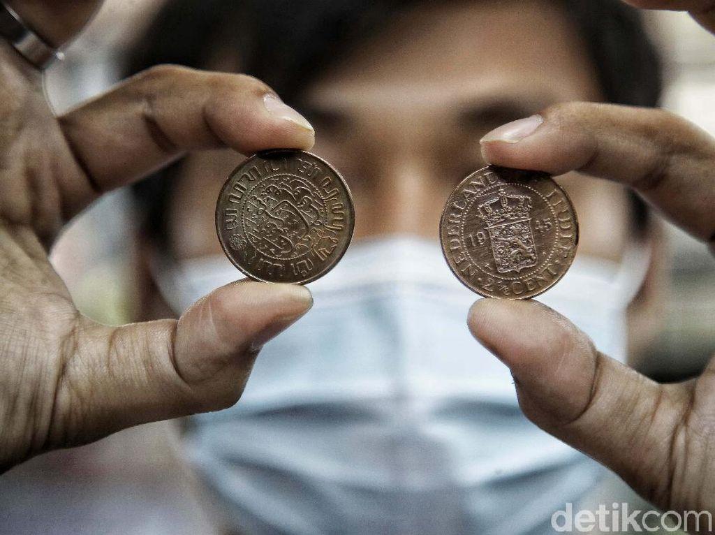Mengenal Penjualan Uang Kuno di Jakarta