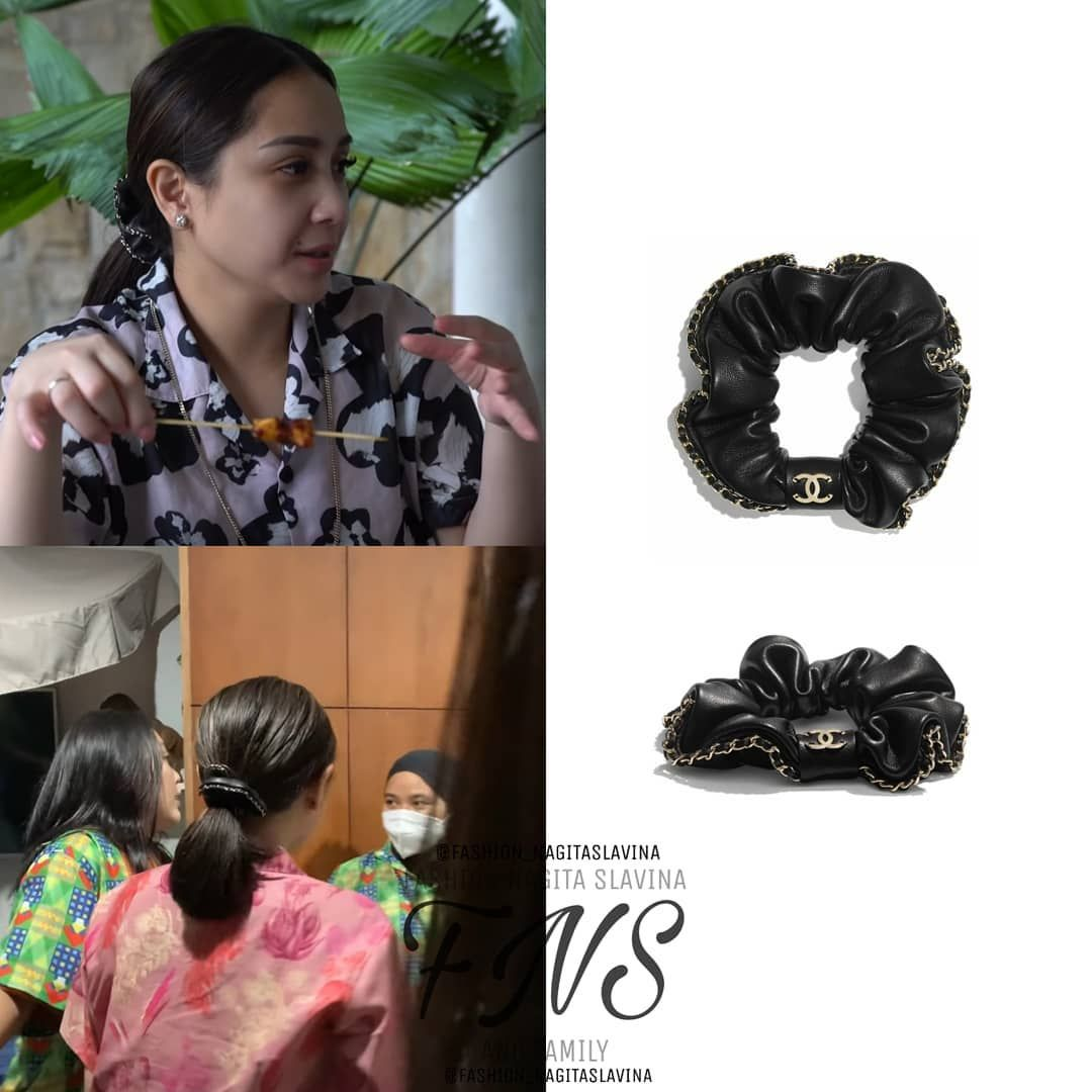 Ikat Rambut Chanel Nagita Slavina