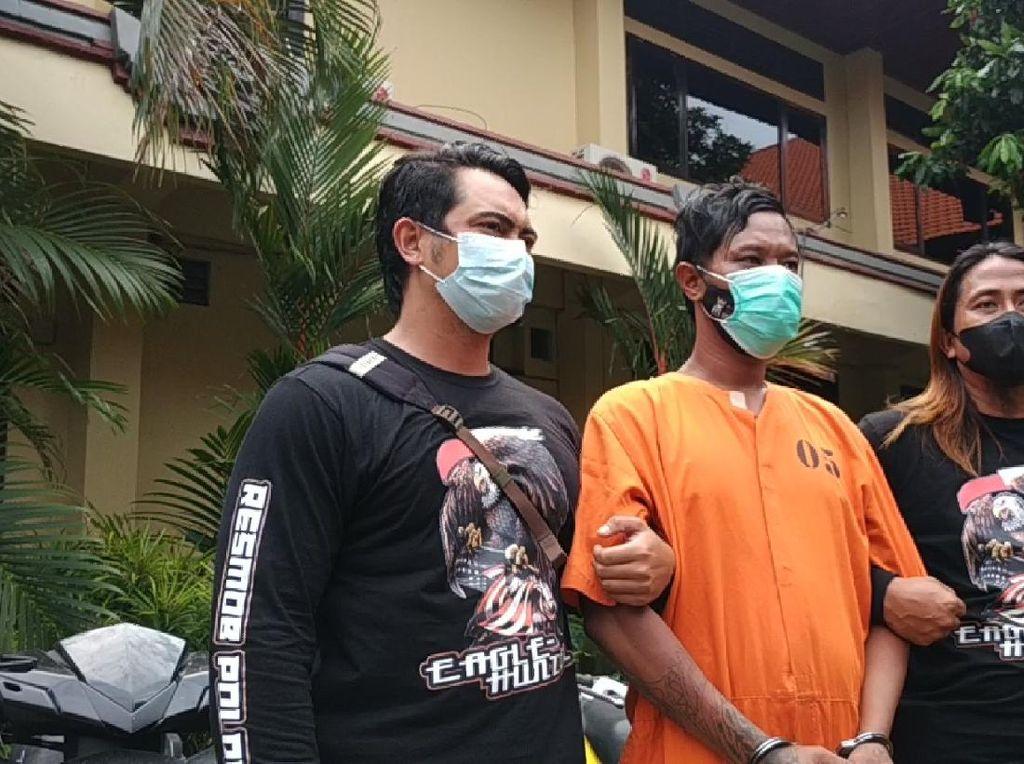 Polisi Tangkap Maling 15 Motor di Bali yang Kerja Sama dengan Narapidana