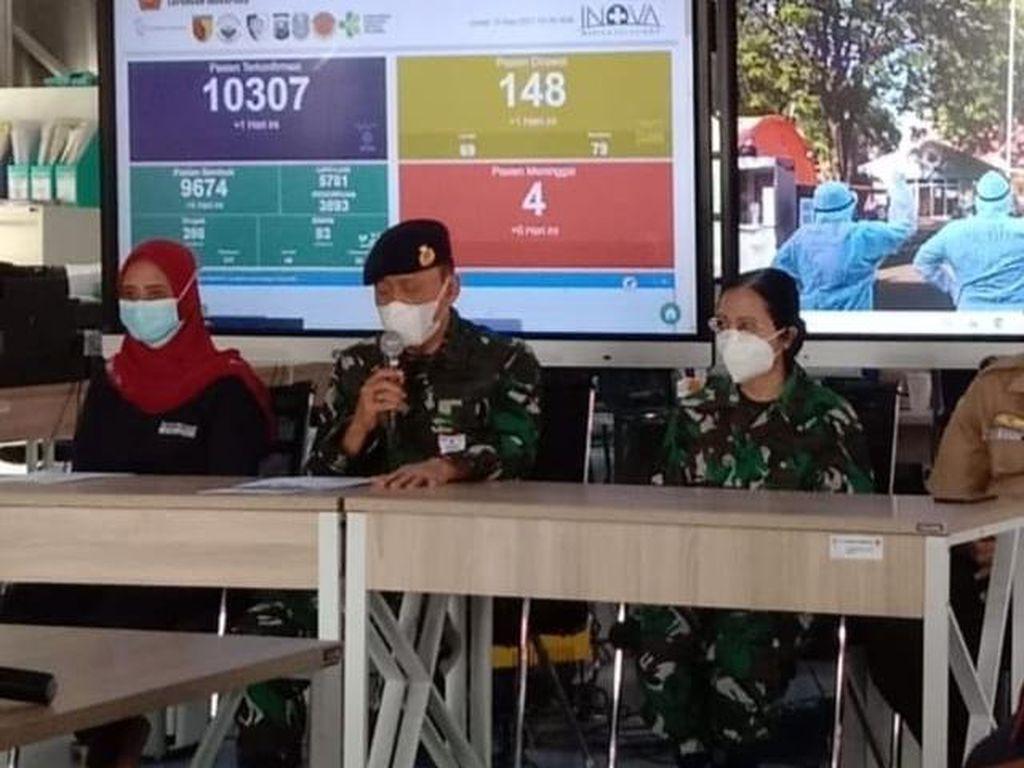 RSLI Surabaya Sebut Pihaknya Tak Berhak Umumkan Adanya Varian Baru COVID-19