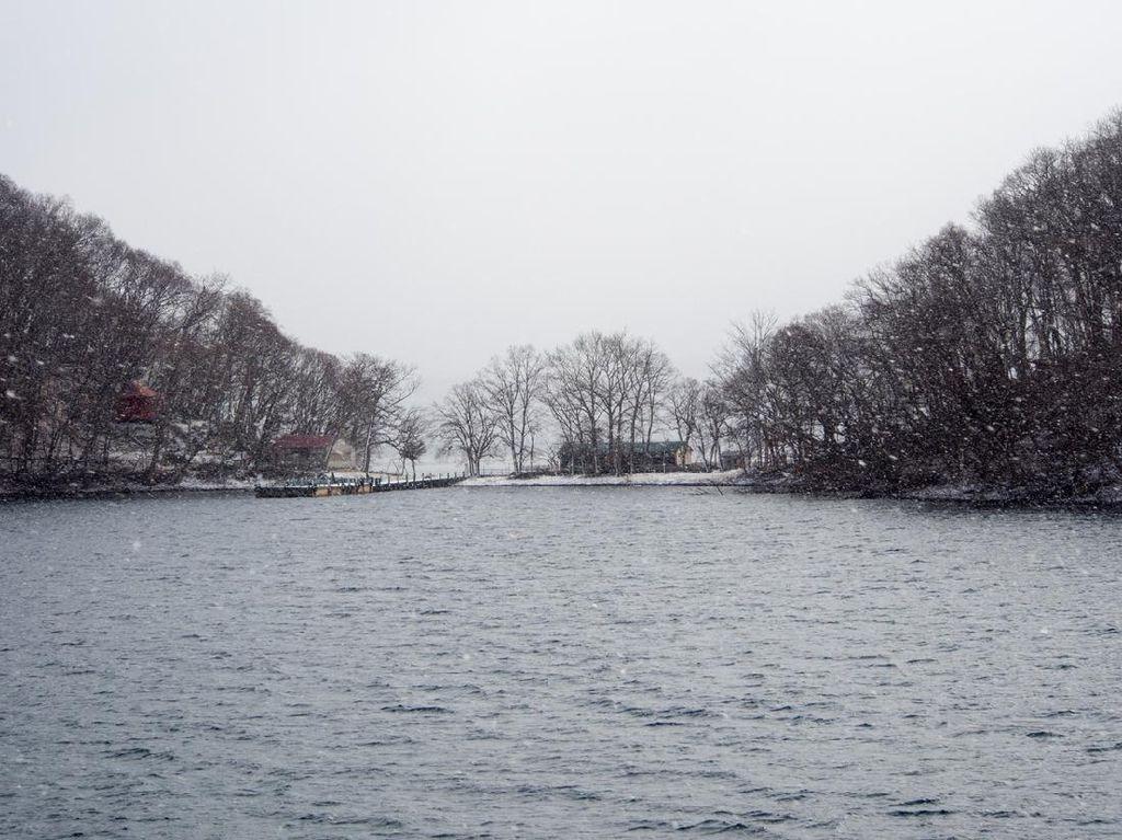 Foto Pulau Bunuh Diri Paling Angker di Jepang, Isolasi Tapol dan Dukun