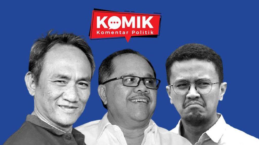 Rocky Gerung vs Sentul City Disiram Bensin Tuduhan Motif Politik