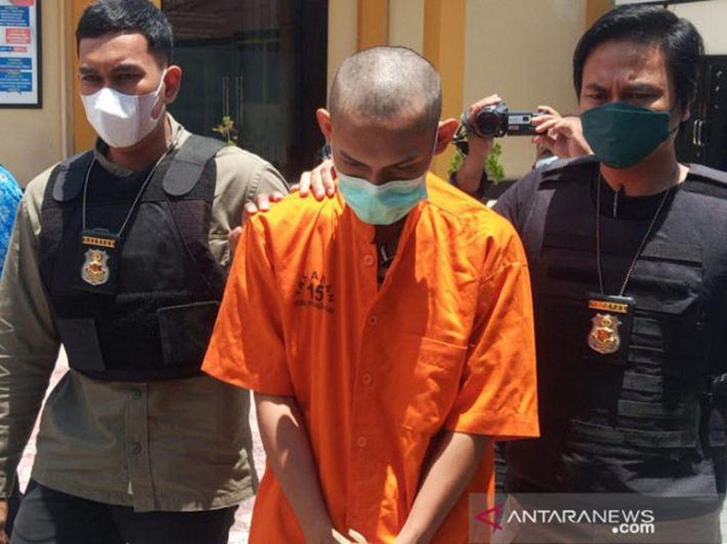 Pakai Sertifikat Vaksinasi Palsu, Mahasiswa di Kalteng Ditangkap Polisi