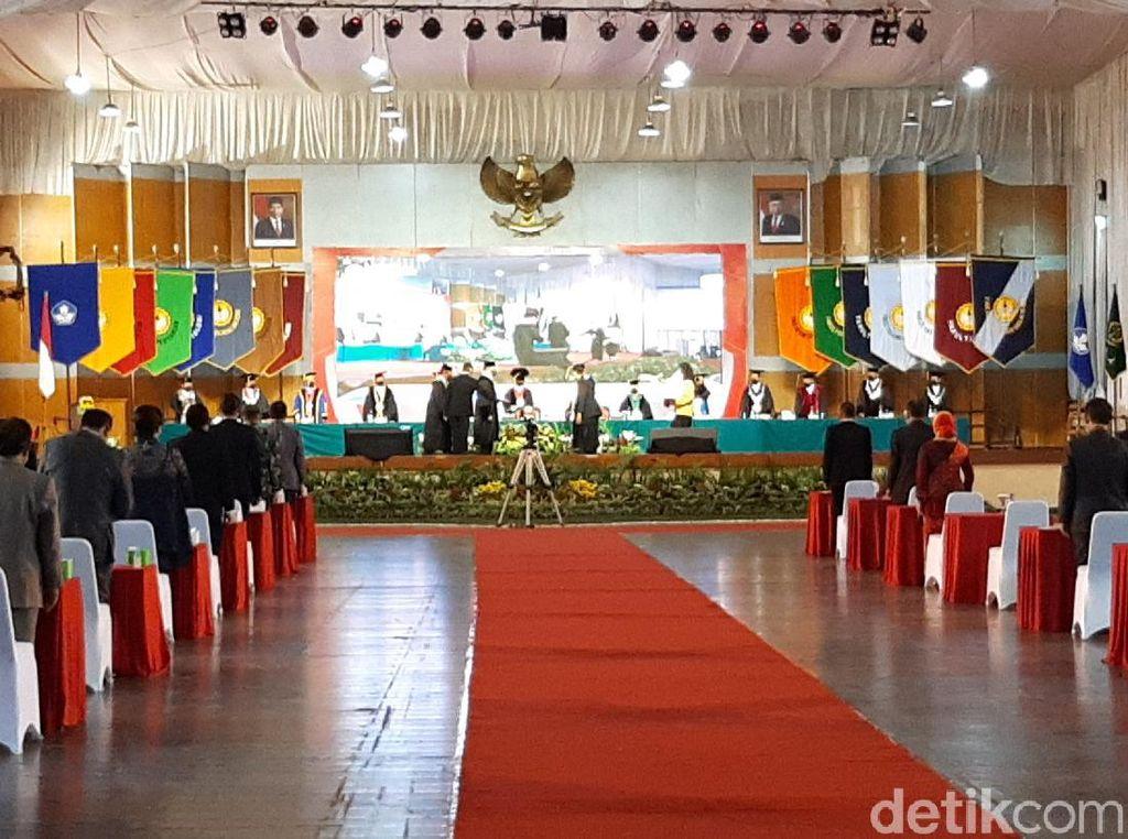 Jaksa Agung ST Burhanuddin Resmi Sandang Gelar Profesor Kehormatan Unsoed