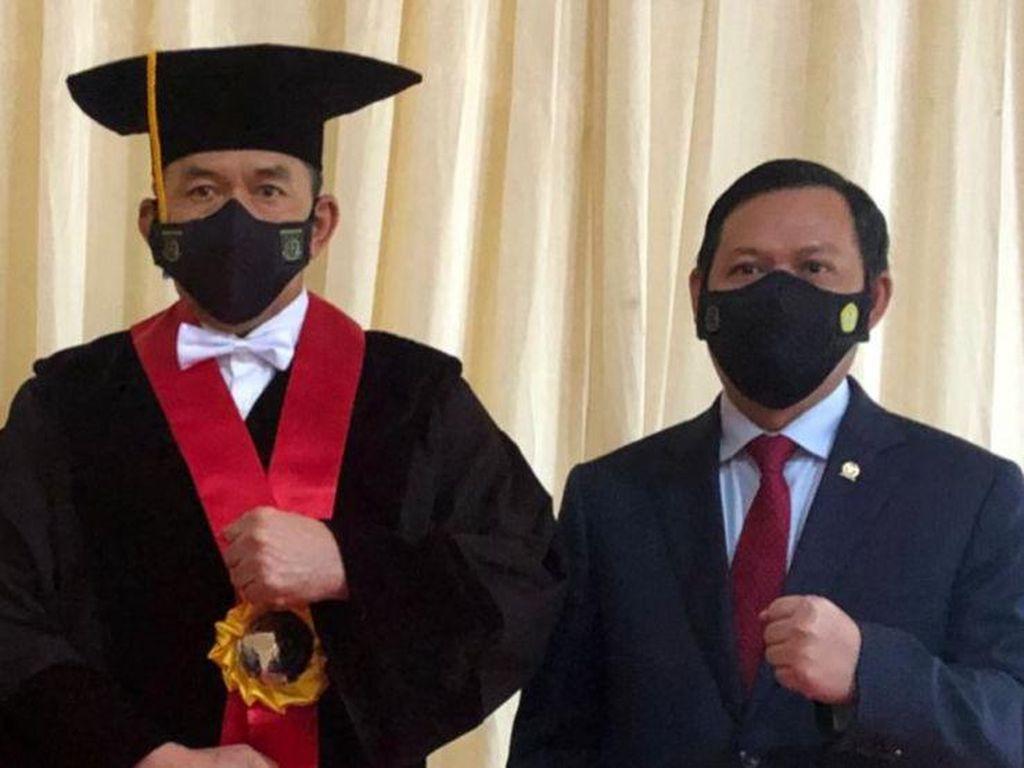 Jaksa Agung Raih Gelar Profesor, Pimpinan DPD: Beliau Negarawan Sejati