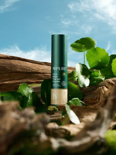 N'PURE merilis produk sunscreen baru dalam bentuk powder