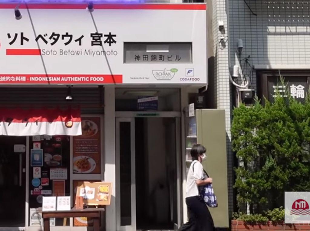 Warung Soto Betawi Autentik Ada di Jepang, Harga Semangkuk Rp 155 Ribu!