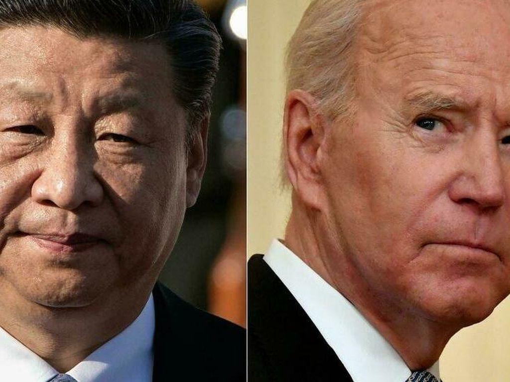 Biden dan Xi Jinping Bakal Bertemu Secara Virtual di Akhir Tahun