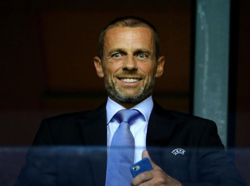 Presiden UEFA ke Madrid: Gak Punya Duit kok Tawar Mbappe Rp 3 T