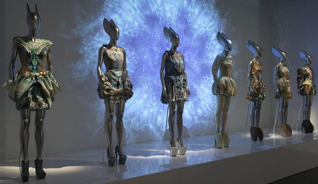 Alexander McQueen: Savage Beauty exhibition (2011)
