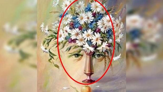 Arti dari gambar vas bunga