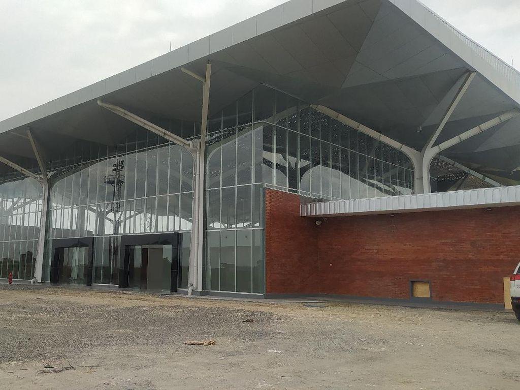 Pembebasan Lahan Area Perkantoran Bandara Ini Telan Rp 30 Miliar