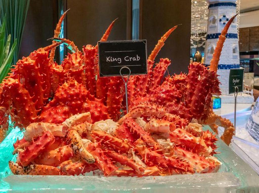 5 Fakta Alaskan King Crab, Kepiting Rp 1,2 Juta yang Dimakan Nagita Slavina