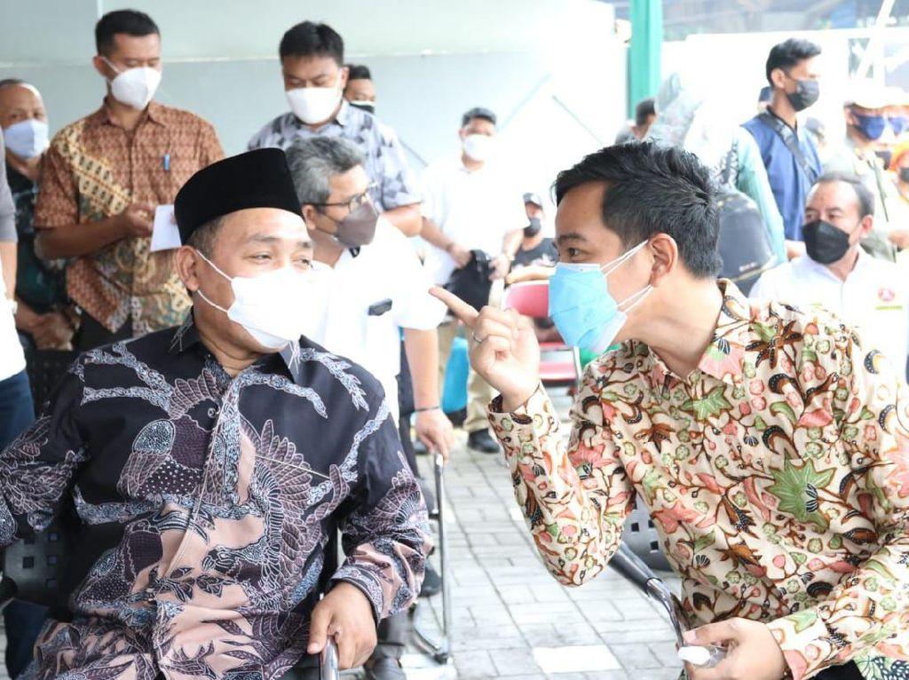 PWNU DKI Panggil Walkot Solo Gus Gibran: Layak Pimpin Jakarta