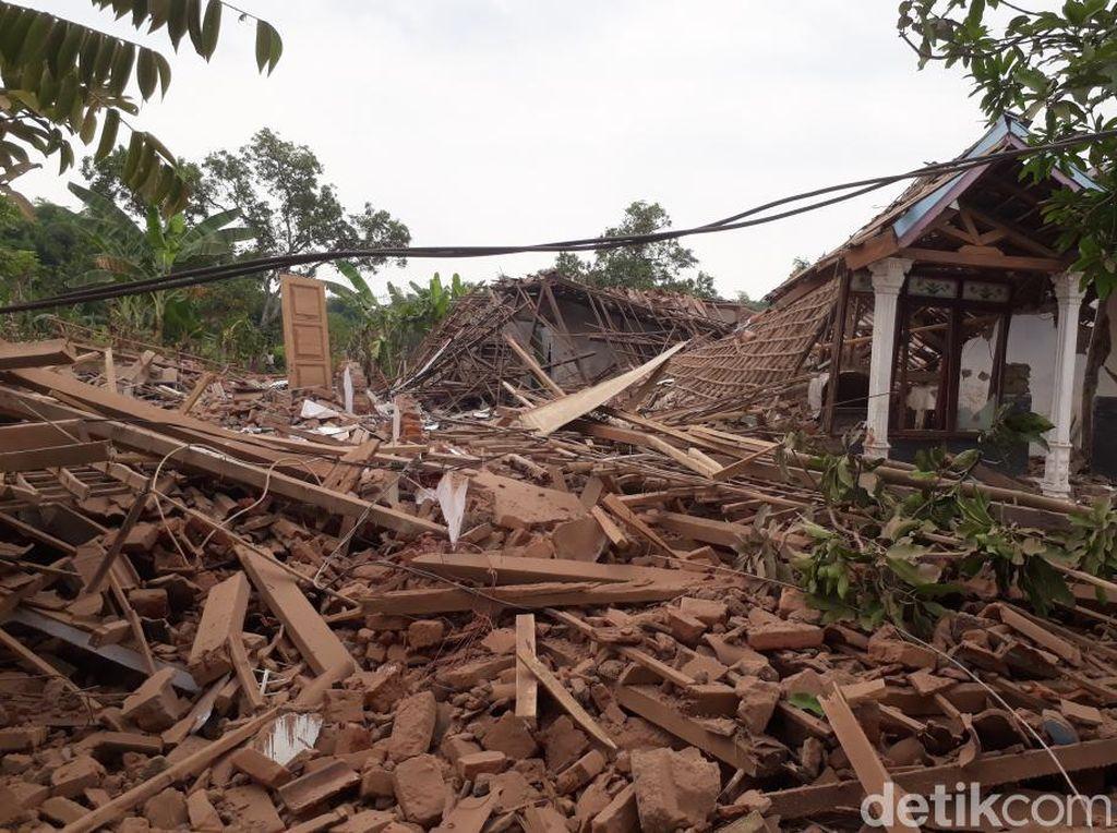 Ledakan Keras di Pasuruan yang Tewaskan 2 Orang Berasal dari Bondet