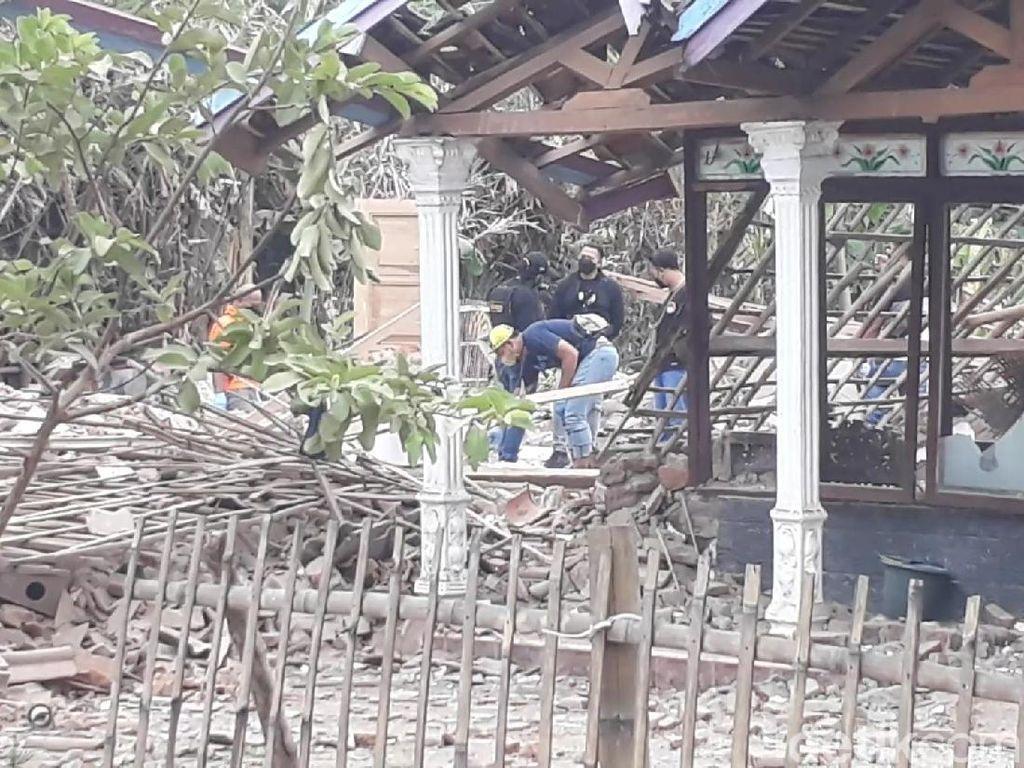 Ledakan Keras di Pasuruan yang Tewaskan 2 Orang Terdengar hingga Radius 5 Km