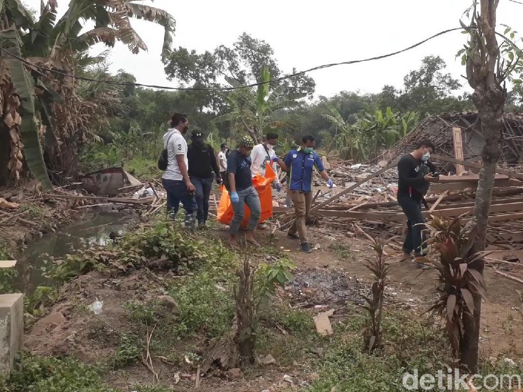 Dua Orang Tewas dalam Ledakan Keras di Pasuruan