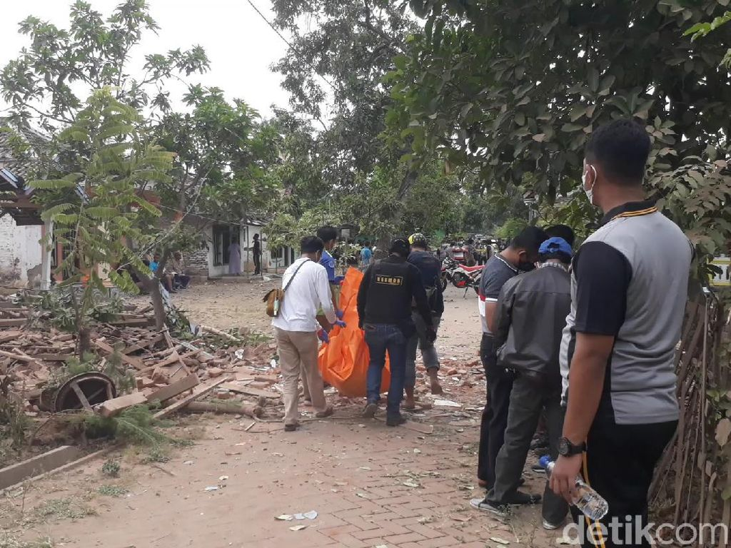 Ini Identitas 2 Korban Tewas dan Luka dalam Ledakan Keras di Pasuruan