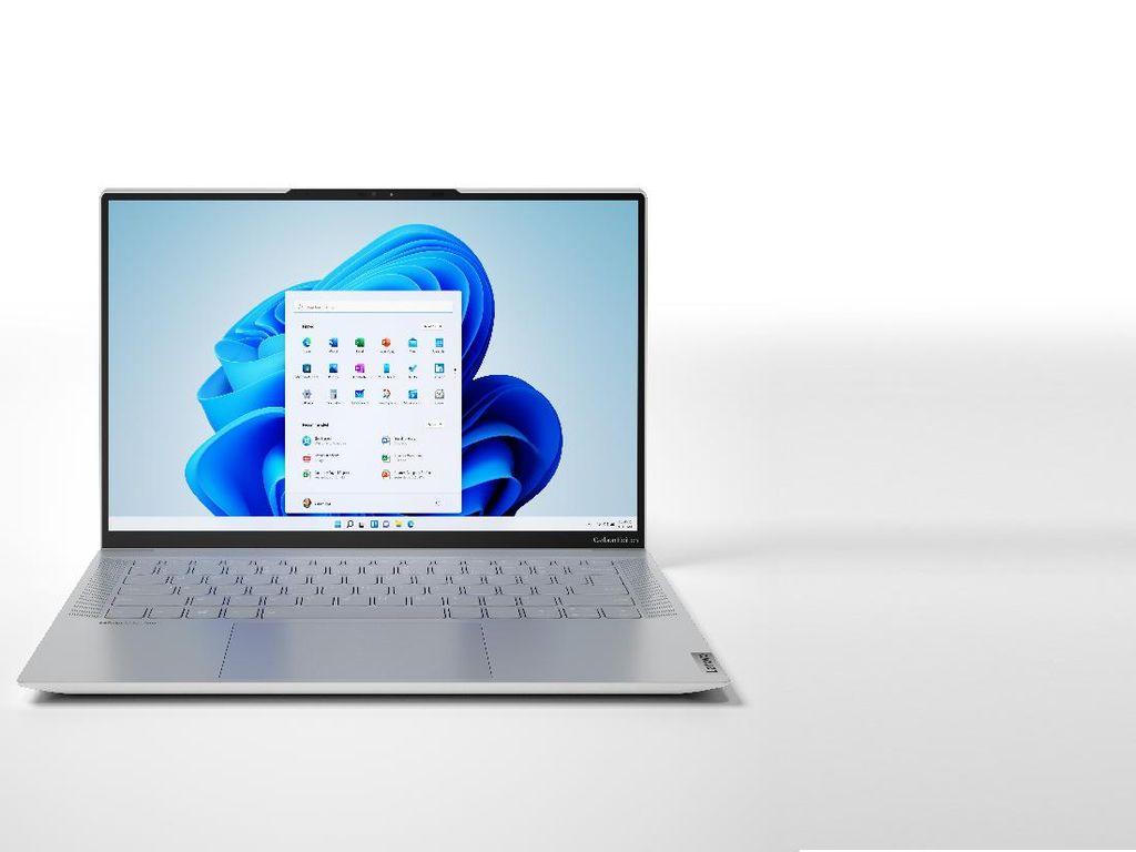 Lenovo Luncurkan Laptop Yoga Slim Anyar Dukung Windows 11