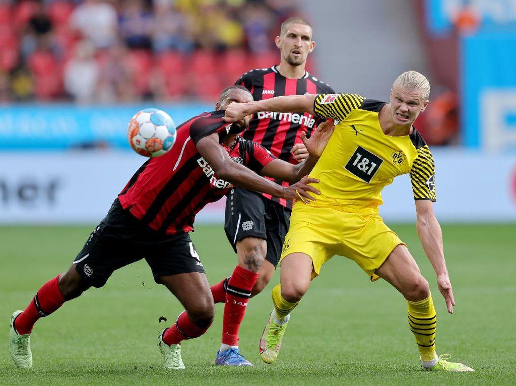 Leverkusen Vs Dortmund: Sengit, Die Borussen Menang 4-3