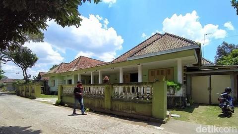 Loji manggoran pernah jadi kantor bupati magelang era agresi militer belanda 1 169