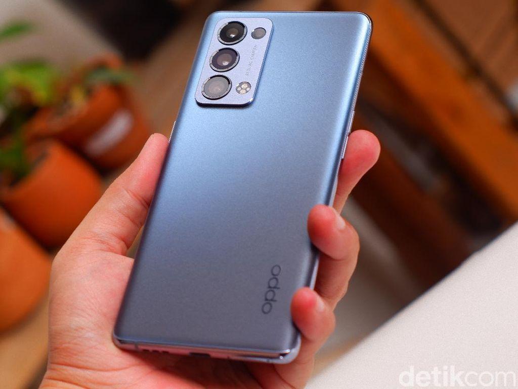Review Oppo Reno6 Pro 5G, Oke untuk Gamer dan Konten Kreator