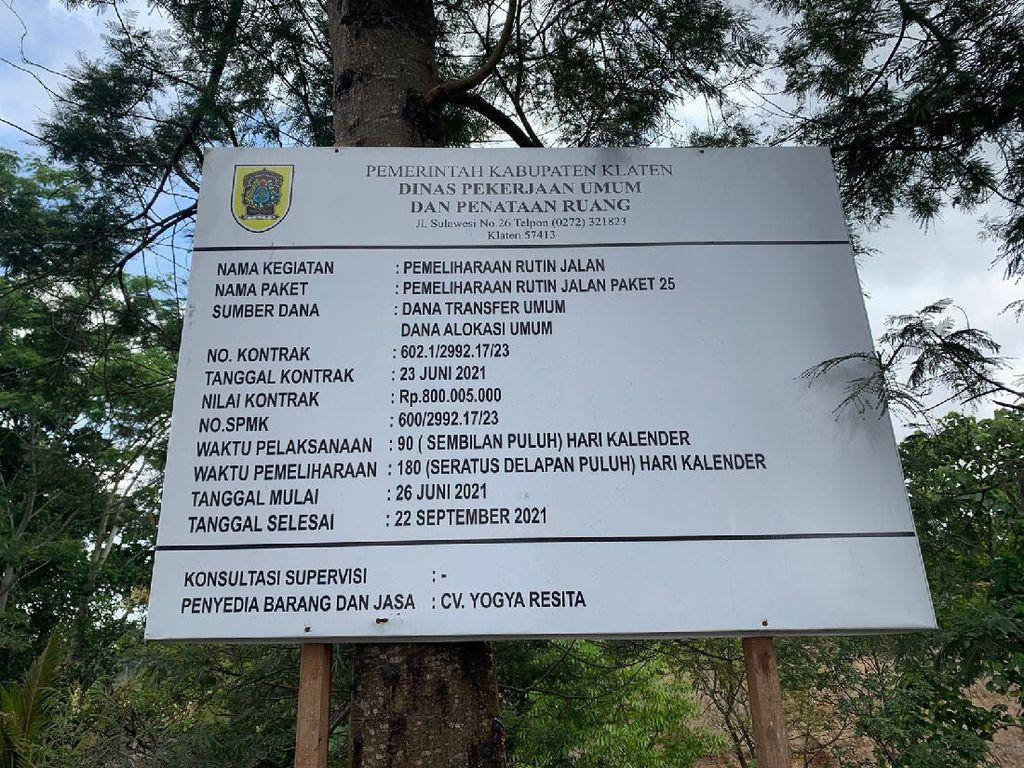 Ada Papan Renov Jalur Evakuasi Merapi tapi Proyeknya Nihil, Kok Bisa?