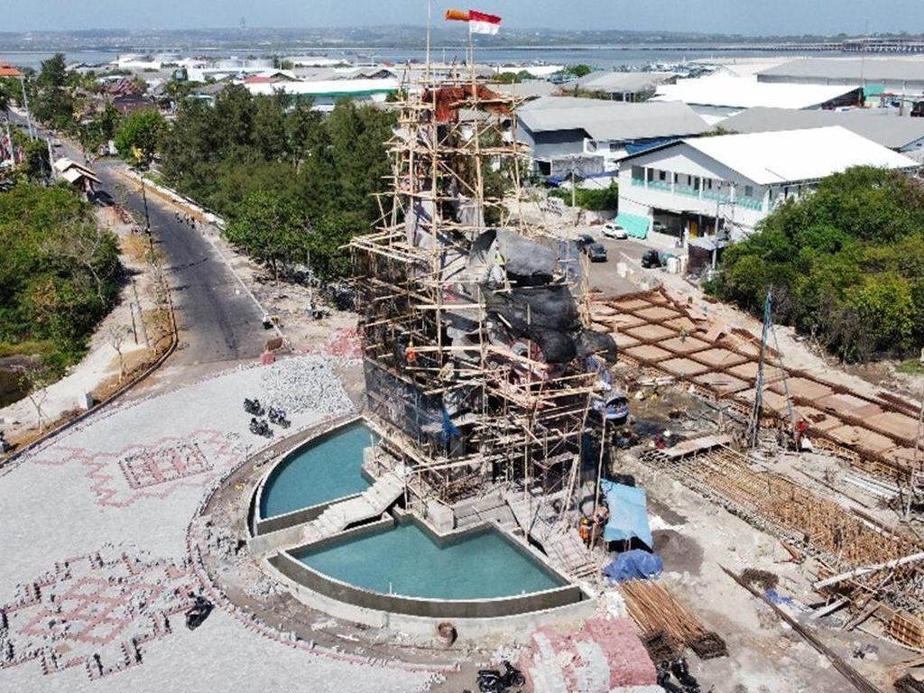 Pengembangan Pelabuhan Benoa Bali Ditarget Rampung Pertengahan 2023