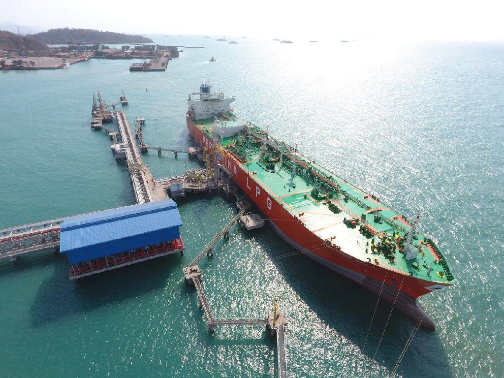 Program Pertamina International Shipping Capai EBITDA US$ 300 Juta