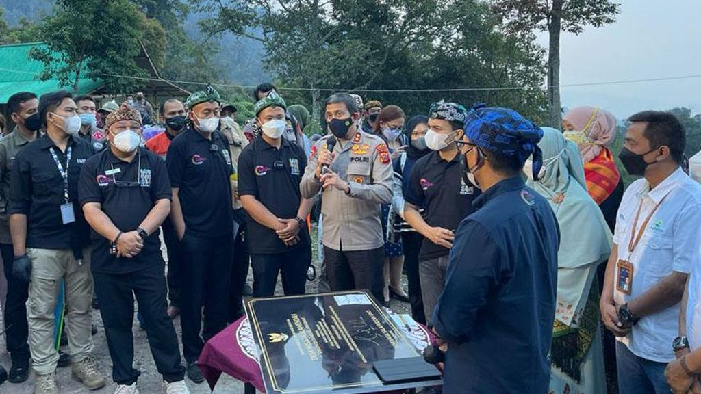 Polda Jabar Apresiasi Anugerah Desa Wisata dari Kemenparekraf