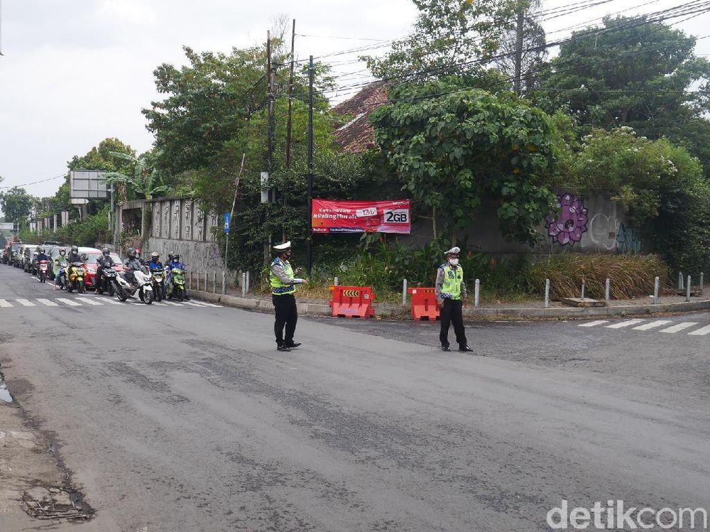 Ganjil Genap di Kawasan Lembang Bandung Berlaku Minggu