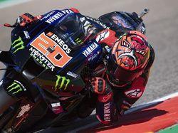 MotoGP 2021 Belum Selesai, Quartararo Sudah Optimistis dengan Motornya untuk Musim Depan