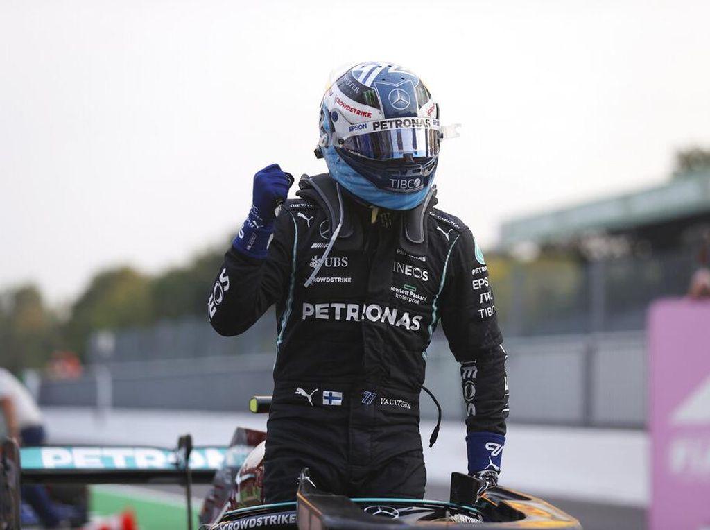 Hasil Kualifikasi GP Italia 2021: Bottas Pole Position