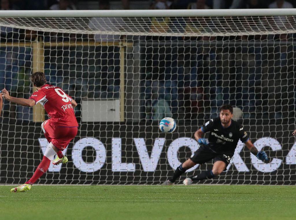 Atalanta Vs Fiorentina: Diwarnai 3 Penalti, La Dea Keok 1-2