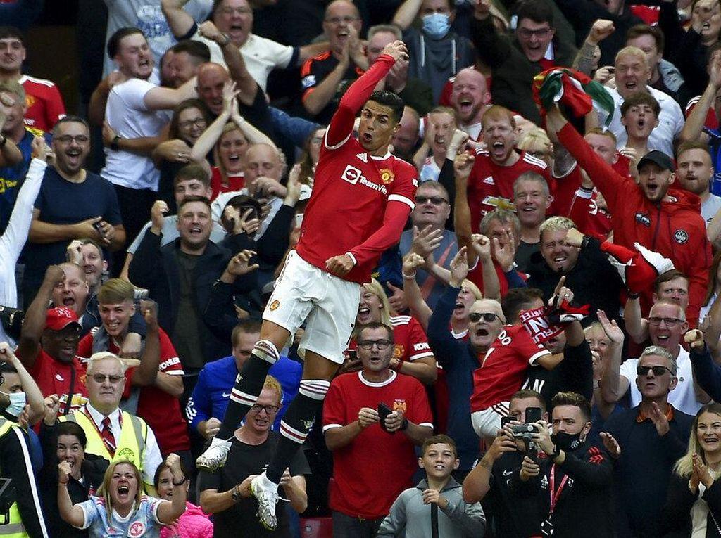 Cristiano Ronaldo Pindah ke MU, Sekolah Anaknya Pakai Kurikulum Khusus