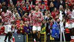 Siuuu! Cristiano Ronaldo Pulang, Tampil Gemilang, MU Menang