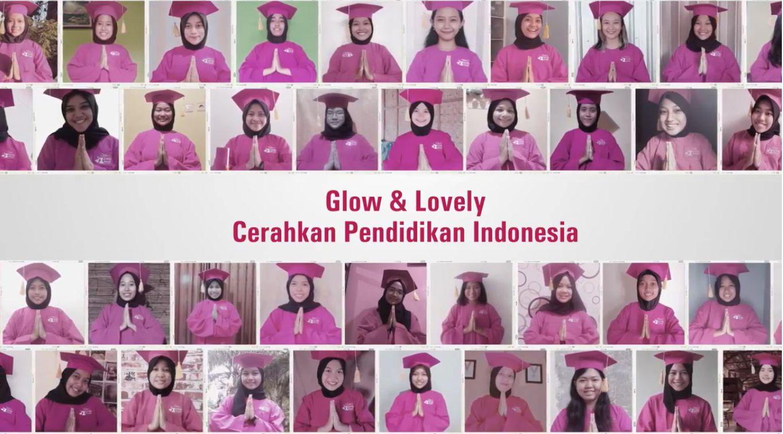Glow & Lovely Bintang Beasiswa