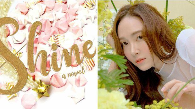 Jessica Jung menulis novel yang bertajuk Shine
