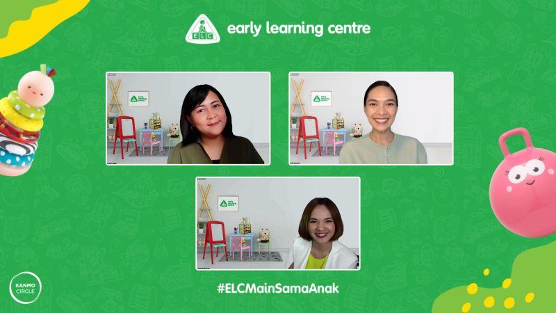 kampanye #ELCMainSamaAnak