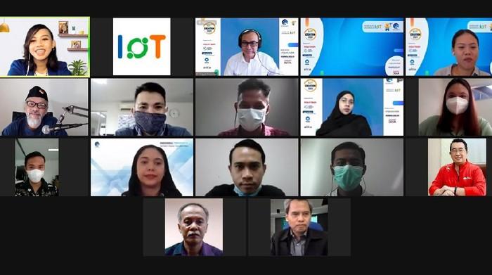 IoT Creation 2021 menjadi kolaborasi ASIOTI dengan Kominfo guna mendorong jumlah penyedia layanan berbasis Internet of Things (IoT) lokal.