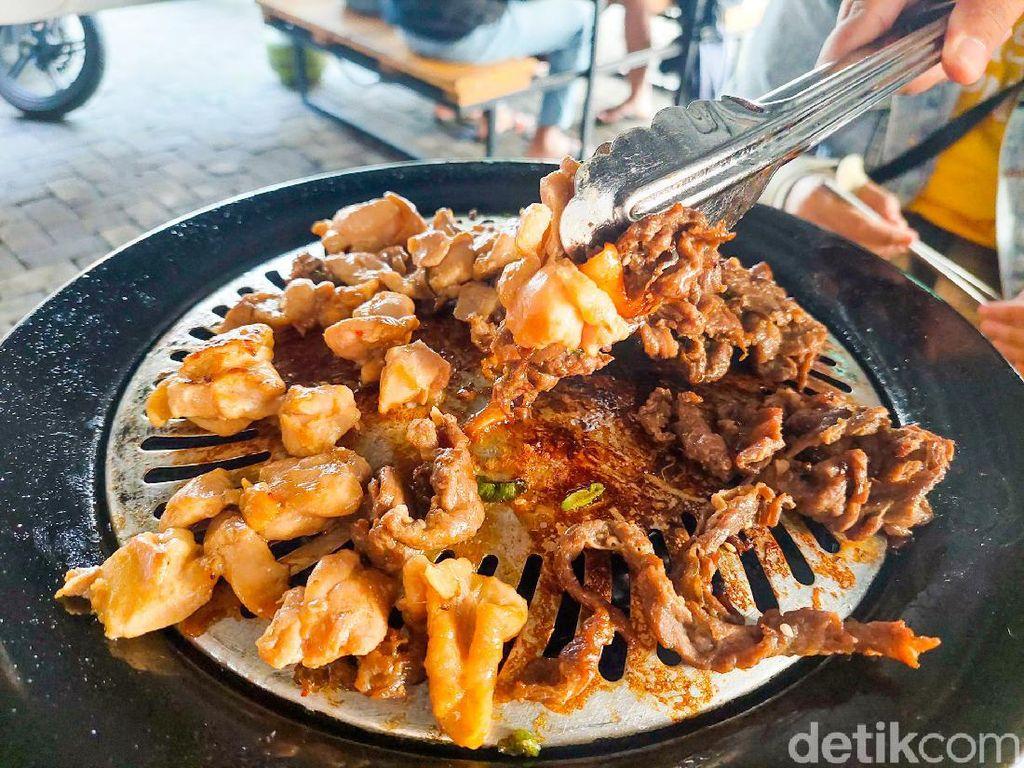 Mantul! Korean BBQ Murah di Depok Ini Cuma Rp 99 Ribu untuk 4 Orang