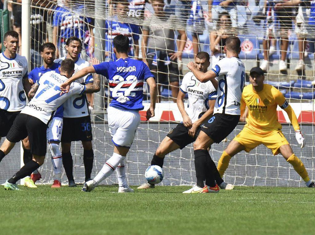 Inter Diimbangi Sampdoria, Inzaghi Kecewa Banget