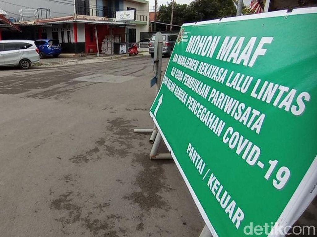Polisi Sukses Urai Potensi Kerumunan Wisatawan Pantai Pangandaran