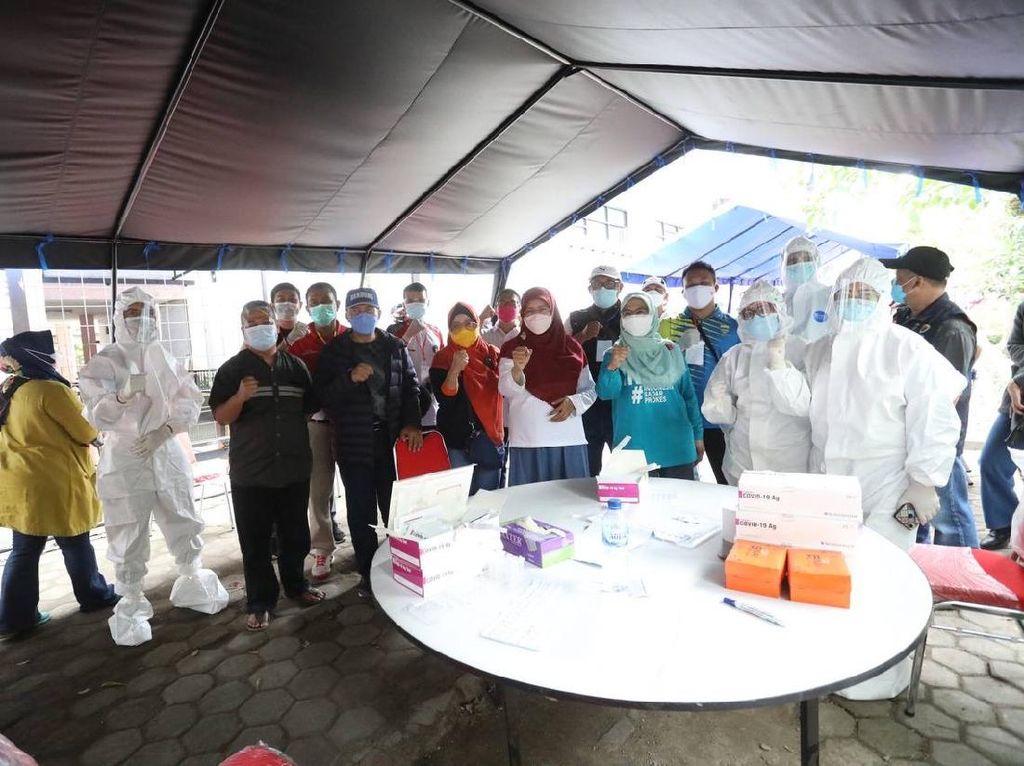 Jalani Seleksi P3K, Guru Honorer Bandung Difasilitasi Tes Antigen Gratis