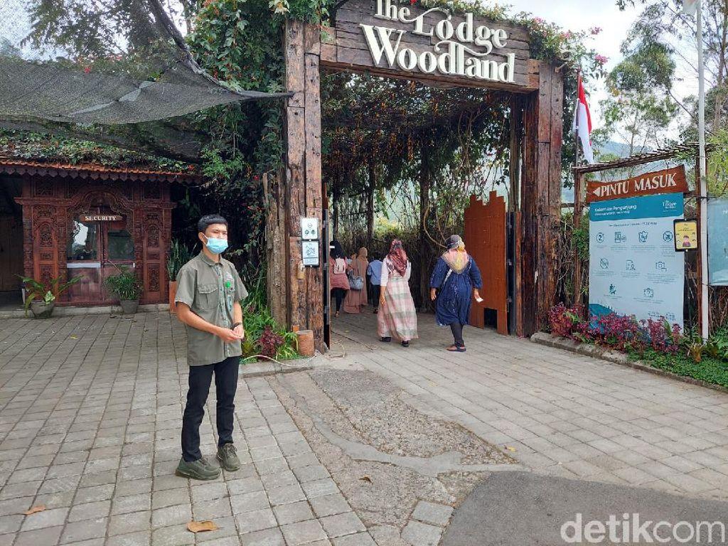 Baru Buka, Ini Catatan Khusus untuk Wisata The Lodge Maribaya
