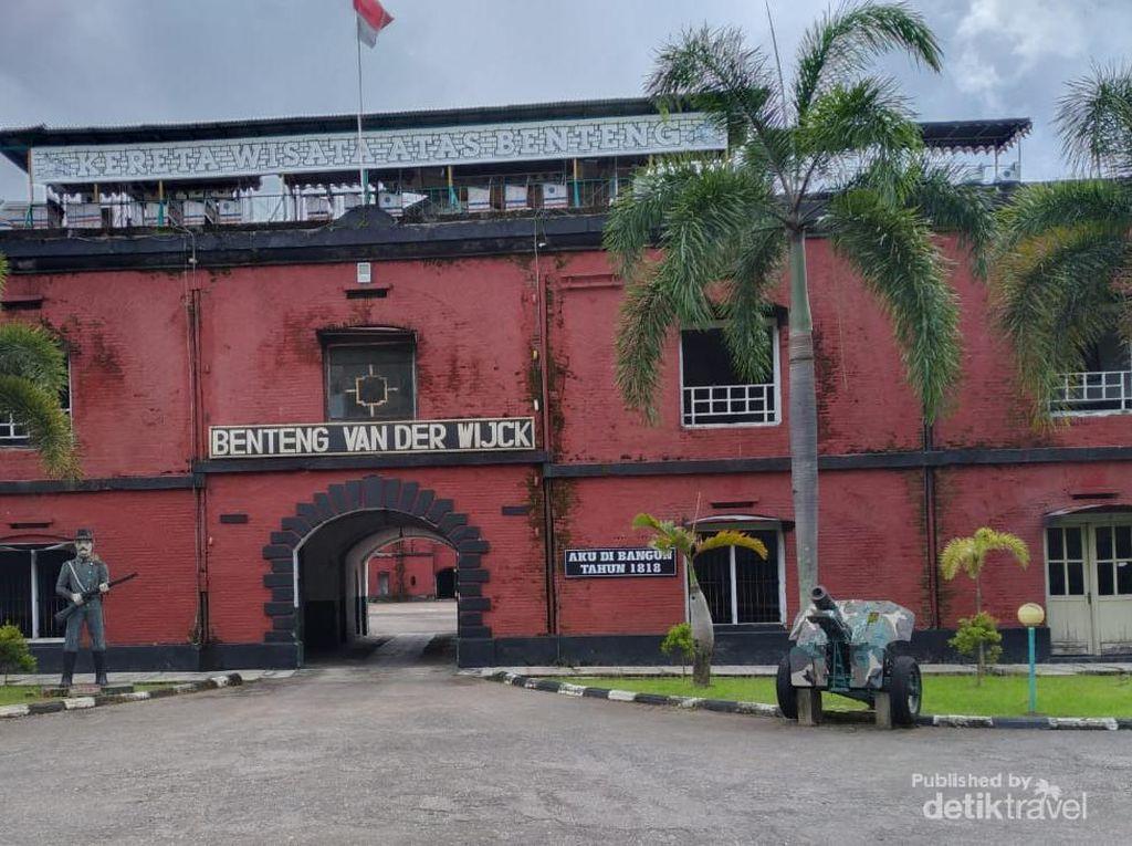Benteng Van Der Wijck, Saksi Bisu Masa Penjajahan Hingga jadi Cagar Budaya